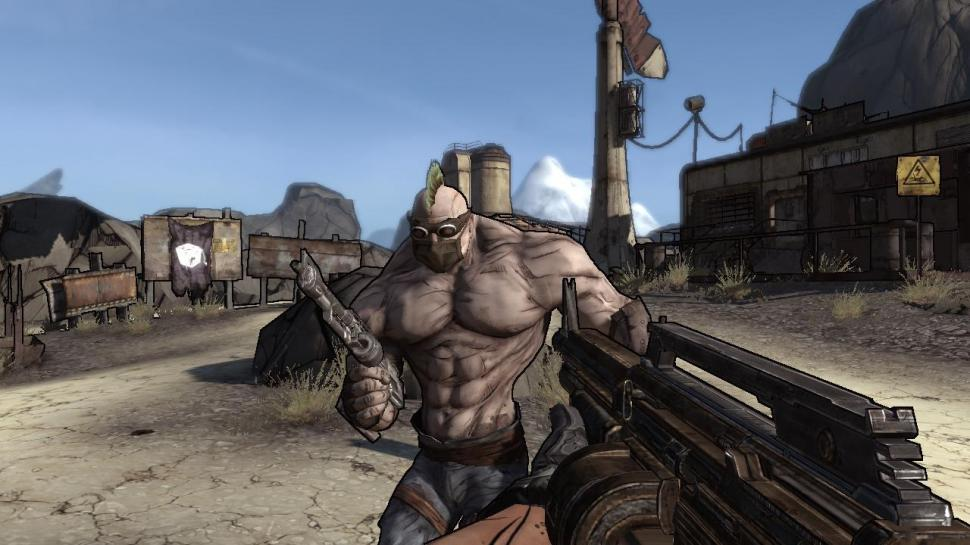 Borderlands: Role Playing Shooter mit Concept Art Style (1)