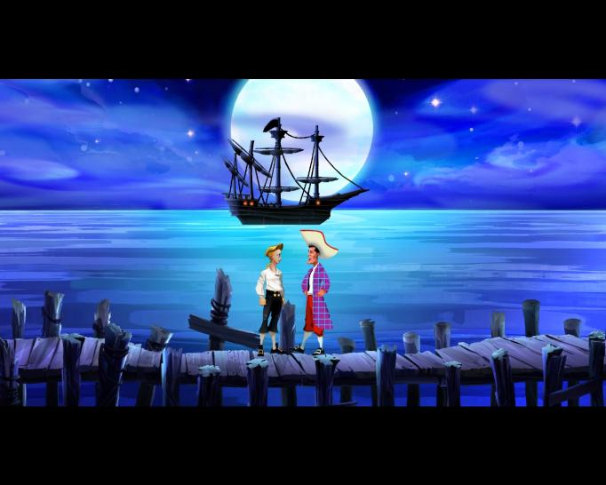 Screenshots aus Monkey Island: Special Edition (1)