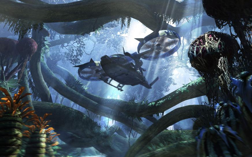 Screenshots from James Cameron's Avatar: The Game (1)