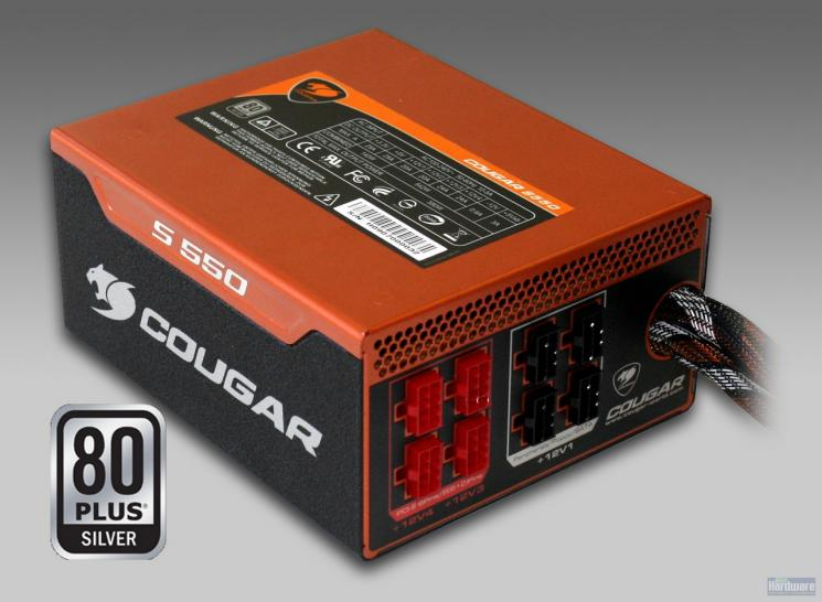 Cougar S-Power 550W