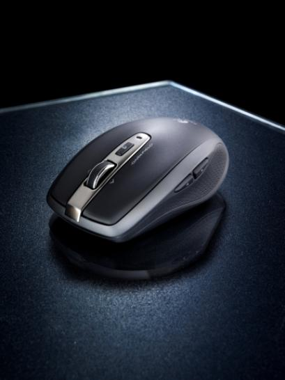 Logitech Anywhere Mouse MX with Darkfield Laser Tracking