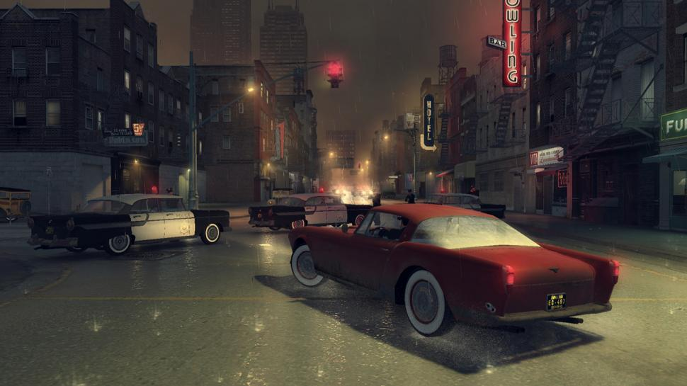 New Mafia II screenshots