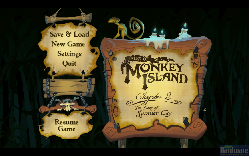 Tales of Monkey Island: The Siege of Spinner Cay (15)