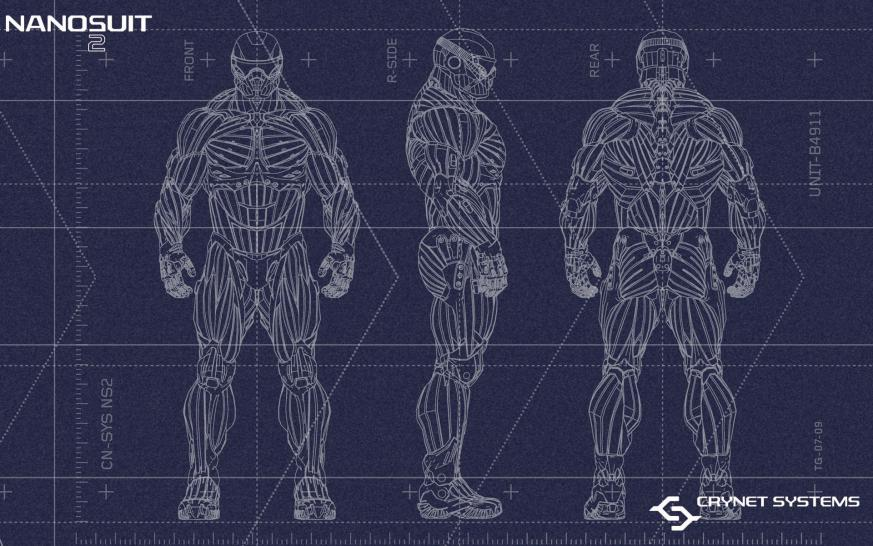 Crynet Systems Nanosuit 2 wallpaper (1)
