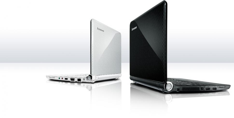Das Lenovo-Netbook IdeaPad S12 mit Dolby-Headphone-Technologie