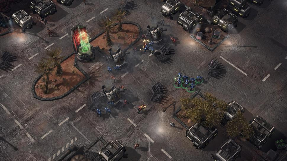 Starcraft 2 will be cut in Germany (1)