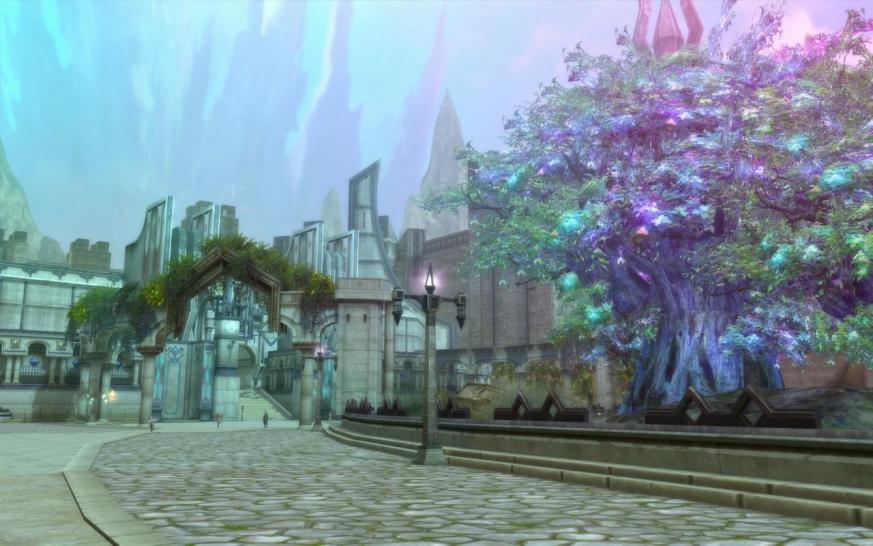 Screenshots aus Aion (1)