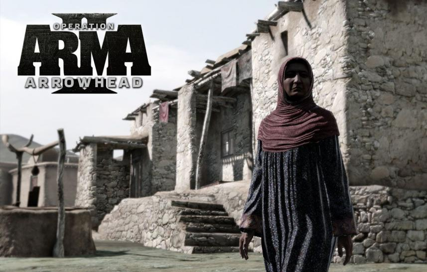 Arma 2: Operation Arrowhead is the first add-on for ArmA 2