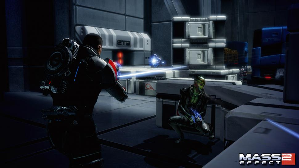 Mass Effect 2 - that's new in the modified Unreal Engine 3 (1)
