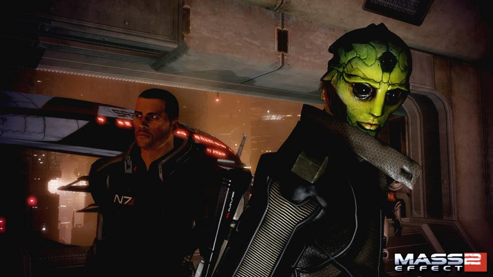 Mass Effect 2 mit Attentäter Thane (1)