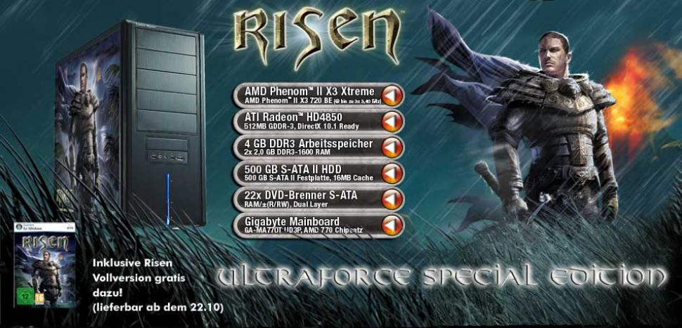 Ultraforce - Risen Special Edition v.1