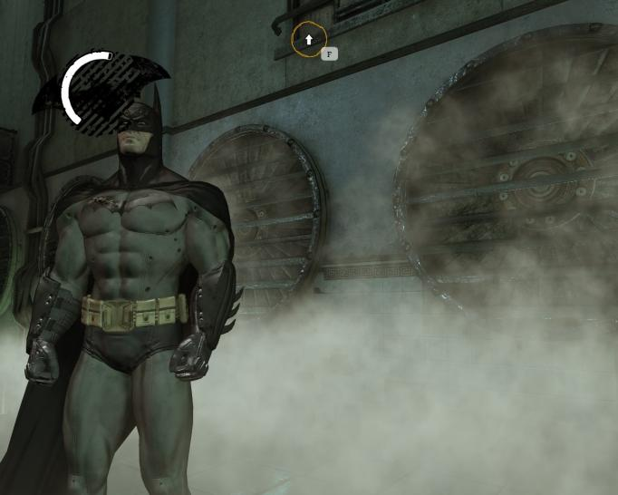 Neuer PhysX-Patch behebt Fehler in Batman Arkham Asylum. (1)