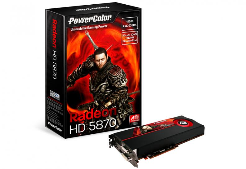 Powercolor Radeon HD 5870