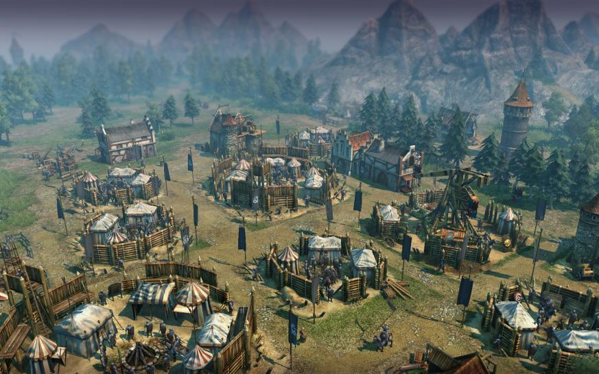 Platz 10 (82%): Dawn of Discovery aka Anno 1404