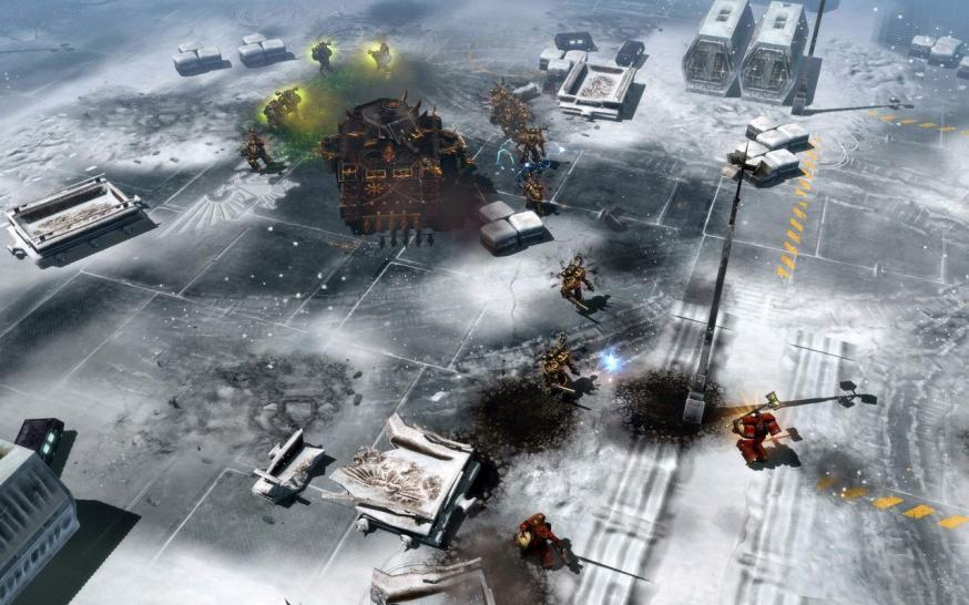 Platz 10: Warhammer 40K: Dawn of War II - Chaos Rising - 10,8 Mio.