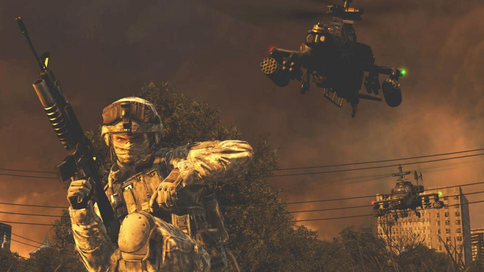 Call of Duty 6: Modern Warfare 2 (1)