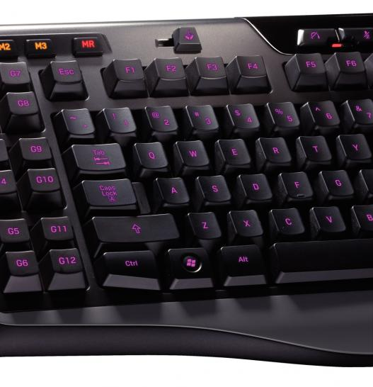Logitech G110: New Gaming Keyboard introduced (1)