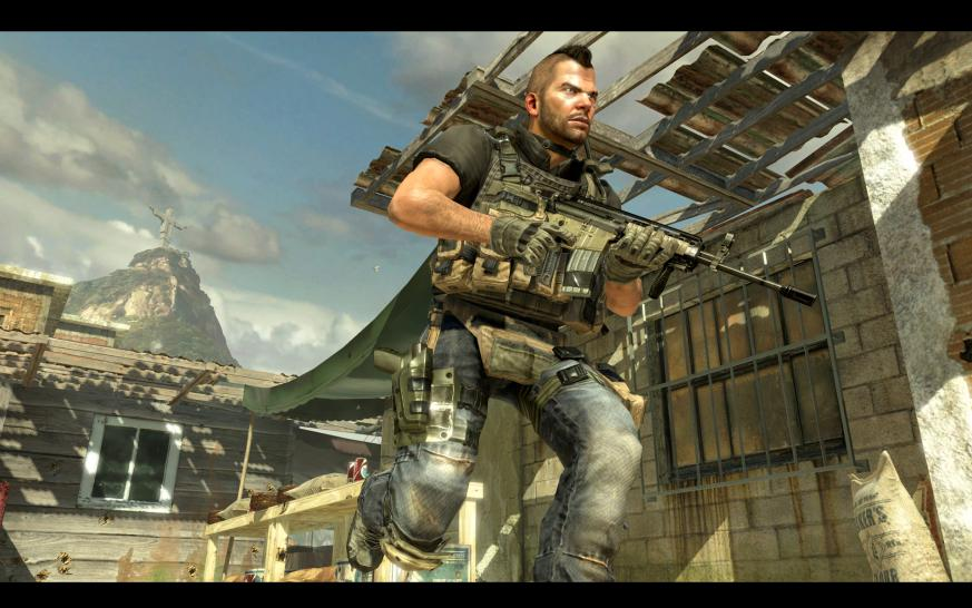 Call of Duty: Modern Warfare 2 - Screenshot (1)