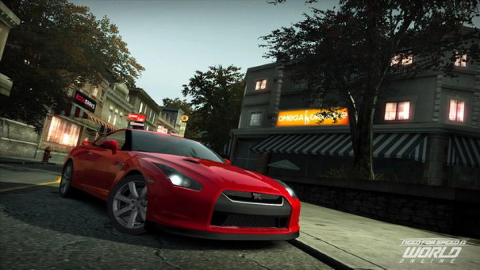 Need for Speed - World Online (1)