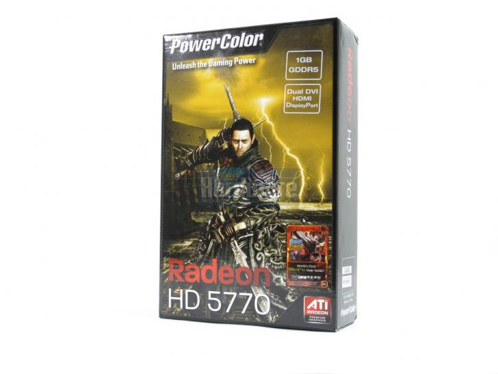 Powercolor Radeon HD 5770 - Battleforge-Edition (1)