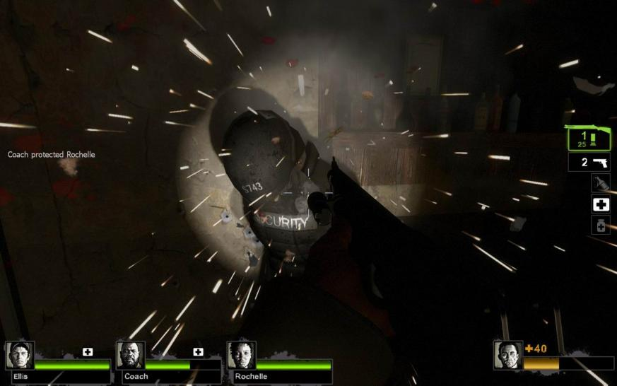 Left 4 Dead 2: Hi-Res-Screenshots aus der Demo - Update