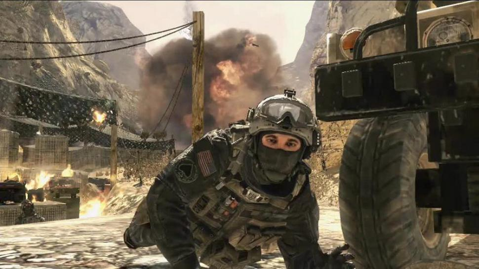 Call of Duty 6: Modern Warfare 2: Szenen aus dem Infamy-Trailer (1)