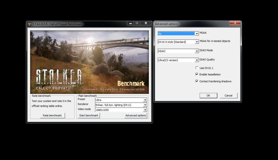 DirectX-11-Benchmark: Stalker Call of Pripyat (8)