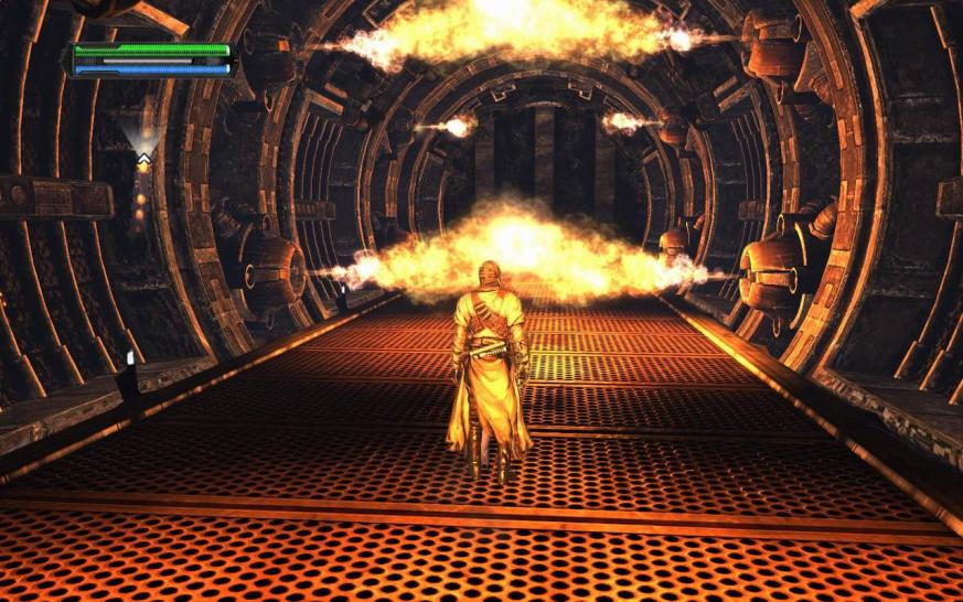 Star Wars - The Force Unleashed (1)