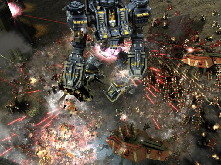 Supreme Commander 2: Neue Screenshots (18.11.2009) (1)