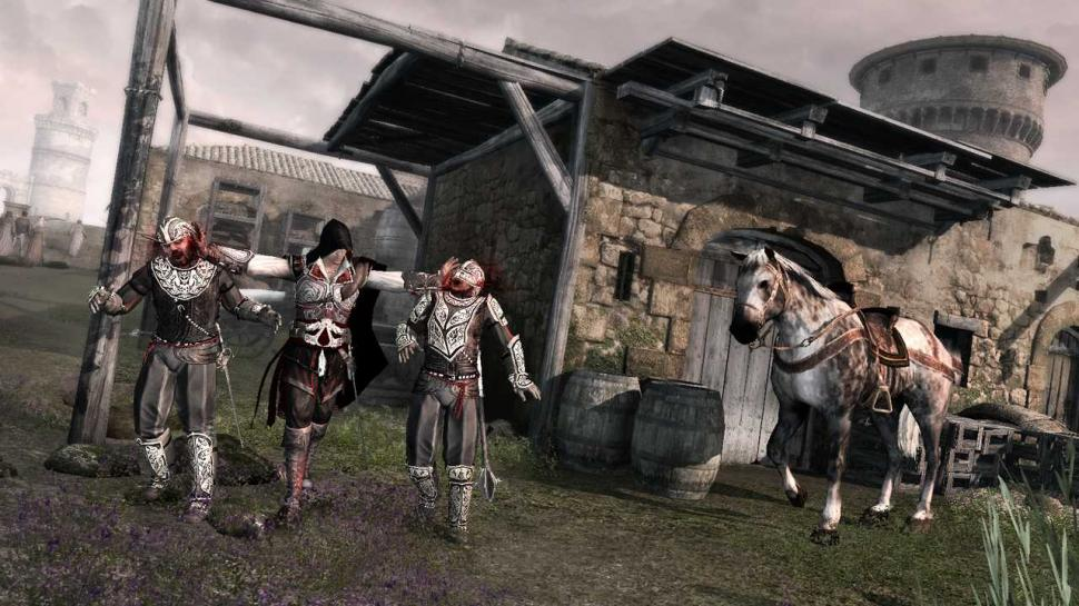 Assassin's Creed II: Zwei DLC-Pakete in 2010  (1)