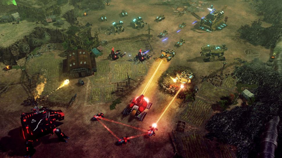 Command & Conquer 4 - Tiberian Twilight: Screenshots from the multiplayer (1)