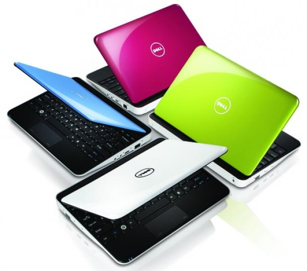 Dell announced Pinetrail based netbooks. (1)