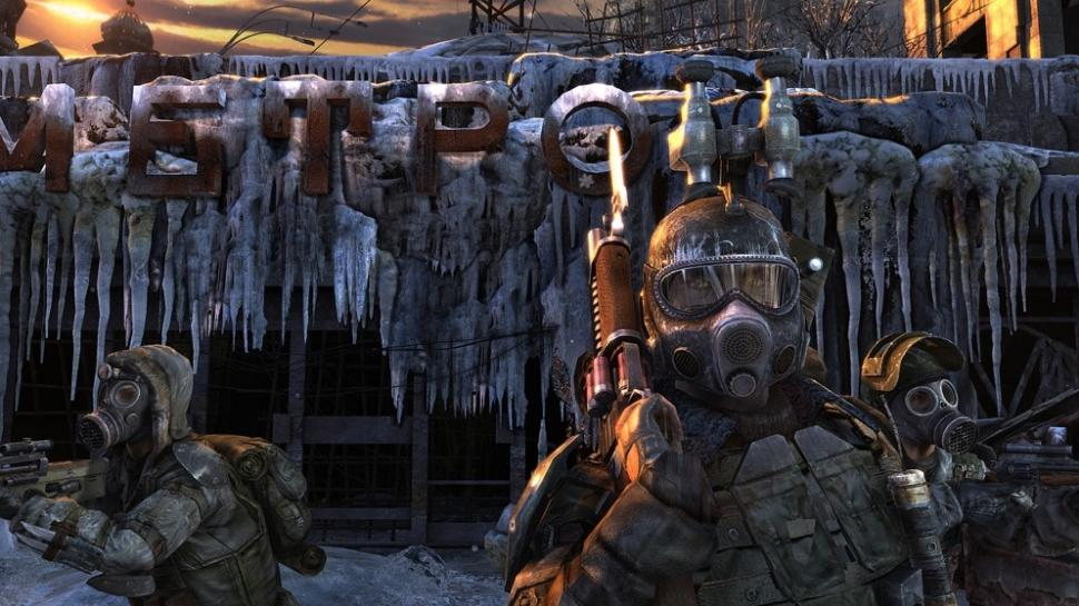 Metro 2033 is one of the forthcoming games that will support Physx - and thus is one of the titles AMD is complaining about.