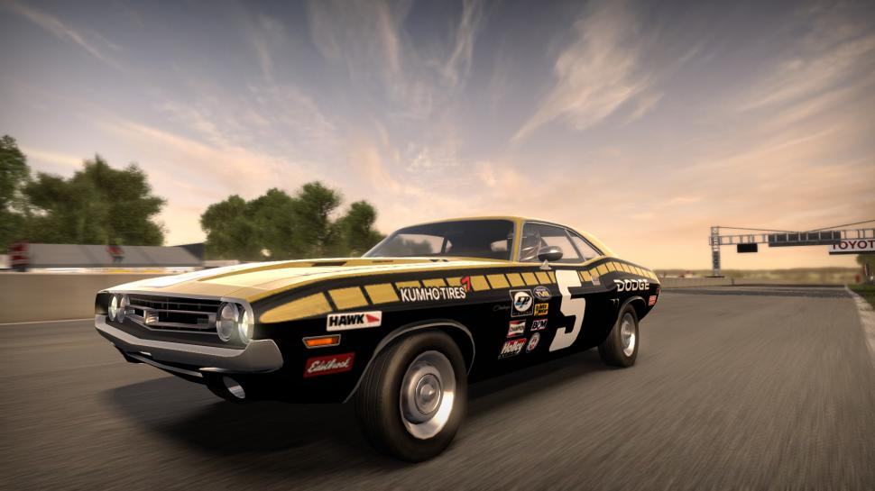 Week of Wallpapers: Dodge Challenger R/T (1)