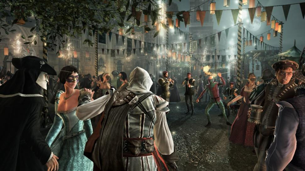Screenshots aus Assassins Creed 2 (1)