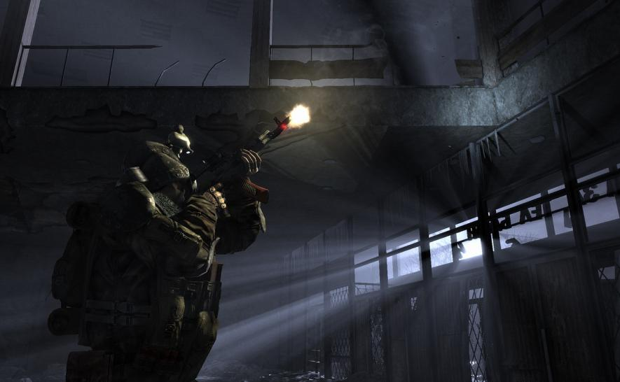 Metro 2033: DirectX 11 and multi-core support for the PC version (1)
