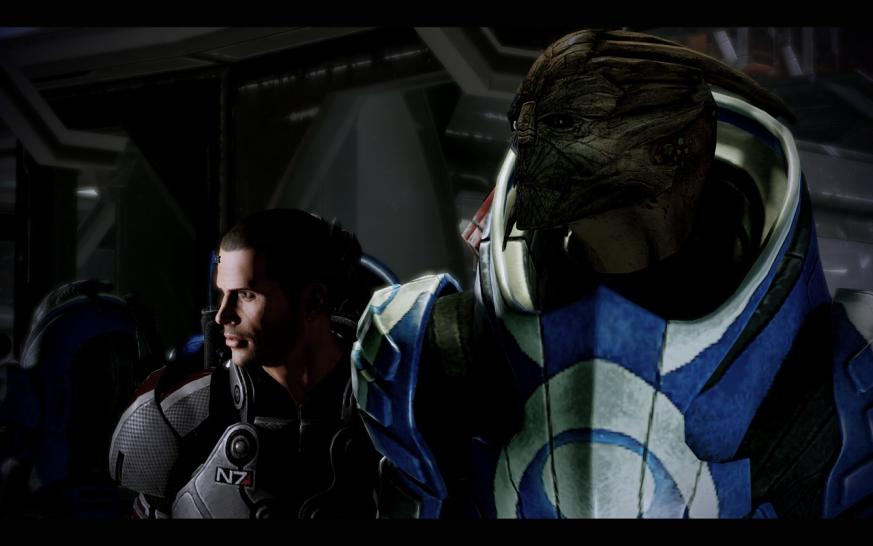 Screenshots aus Mass Effect 2 (1)