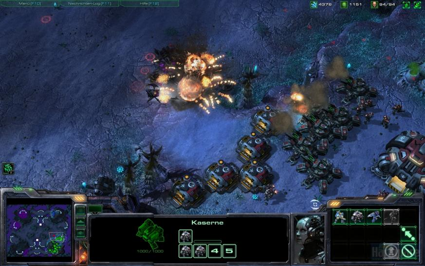 Starcraft 2 - Wings of Liberty: Patch 1.30 erschienen (1)