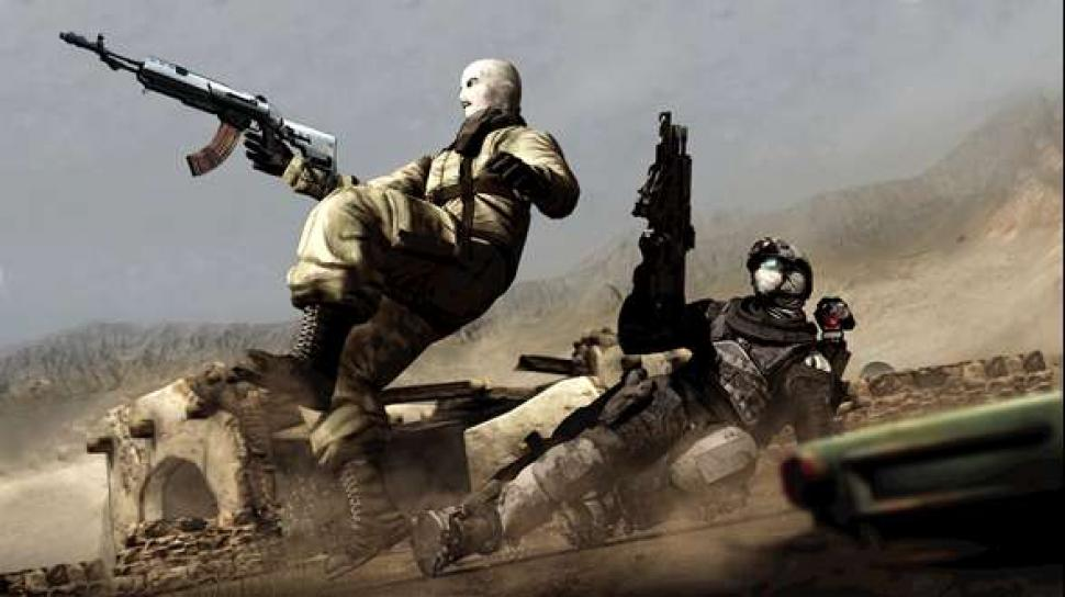 Screenshots aus Ghost Recon: Future Soldier (1)