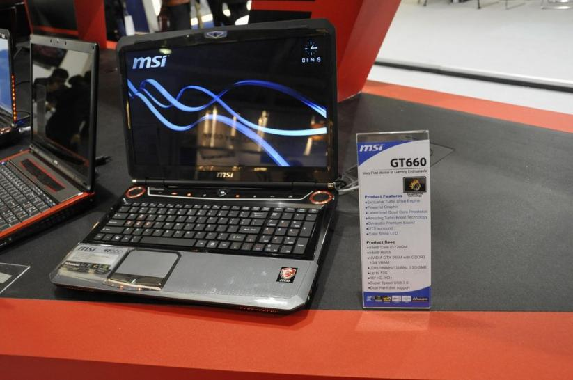MSI GT660: High-End-Notebook mit GTX 285M (11)