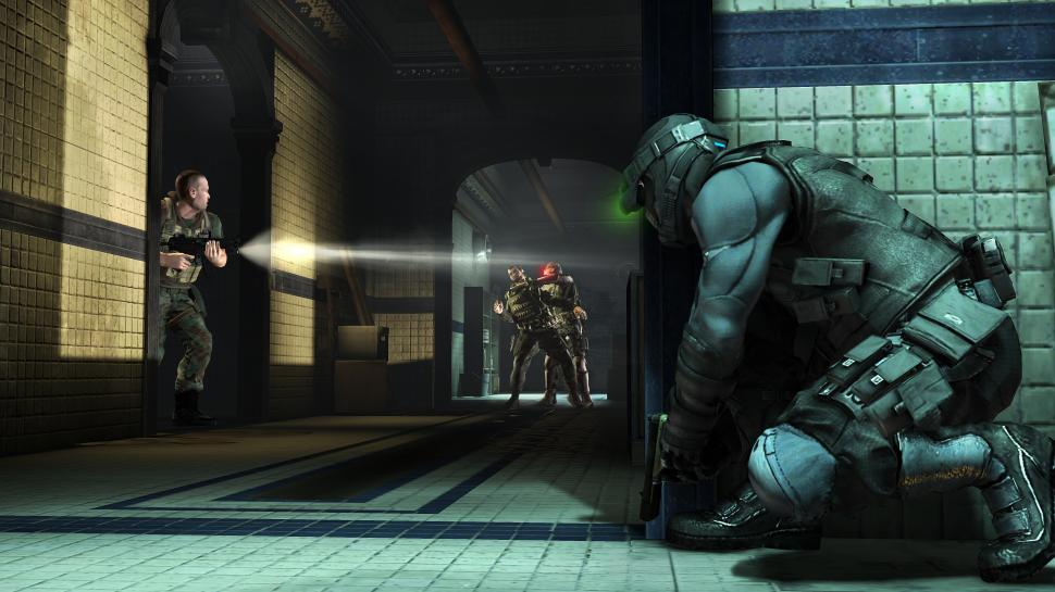 Splinter Cell Conviction: Multiplayer-Video auf dem Youtube-Kanal (1)