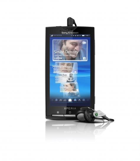 Sony Ericsson Xperia X10 - Android 2.1 noch diese Woche. (8)
