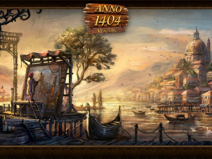 Wallpaper zu Anno 1404 Venedig