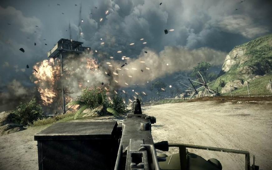Battlefield Bad Company 2 by Elfenlied 77