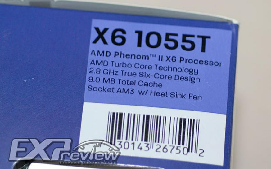 Phenom II X6 1055T: Retail in China (3)