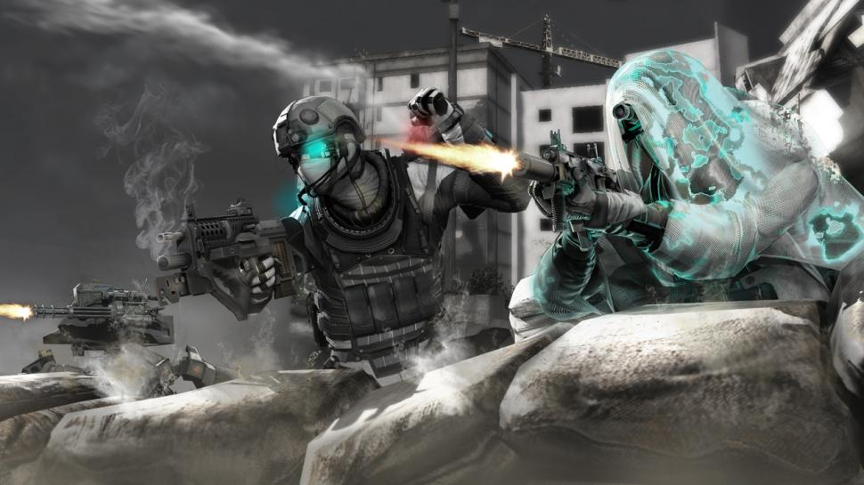 Tom Clancy's Ghost Recon: Future Soldier (1)