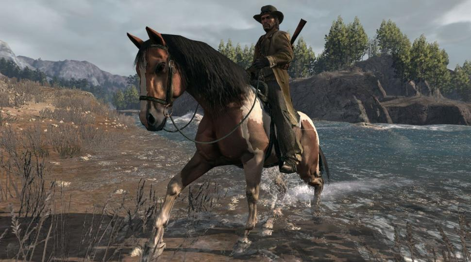 Read Dead Redemption (1)