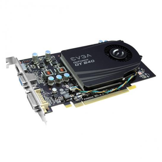 EVGA Geforce GT 240 Physx (1)