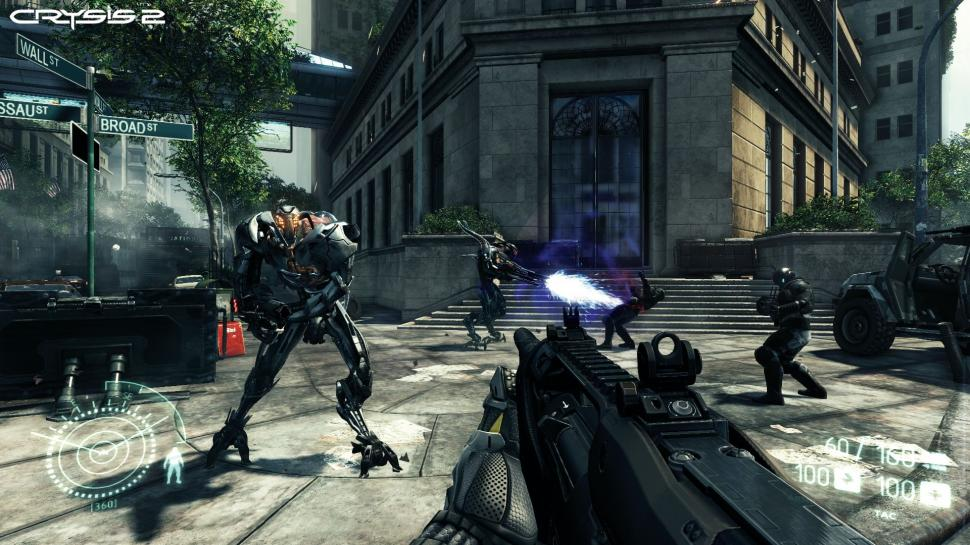 Screenshots zu Crysis 2 (1)
