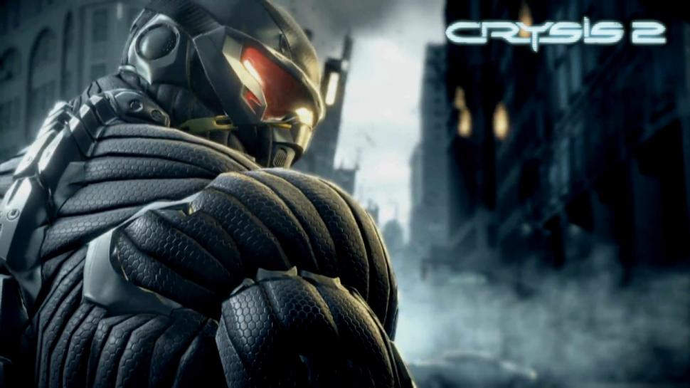 Wallpaper: Crysis 2 by gettohomie (1)